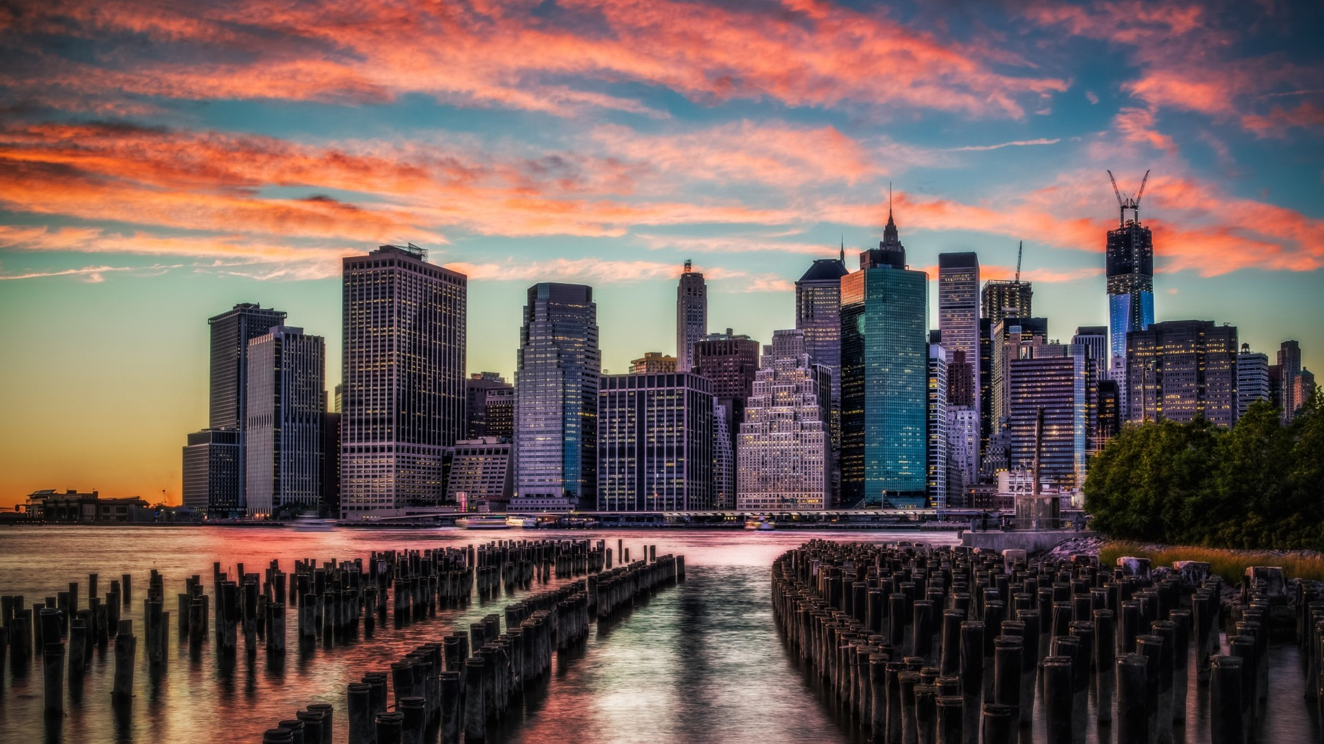 New York HD Wallpapers Backgrounds Wallpaper