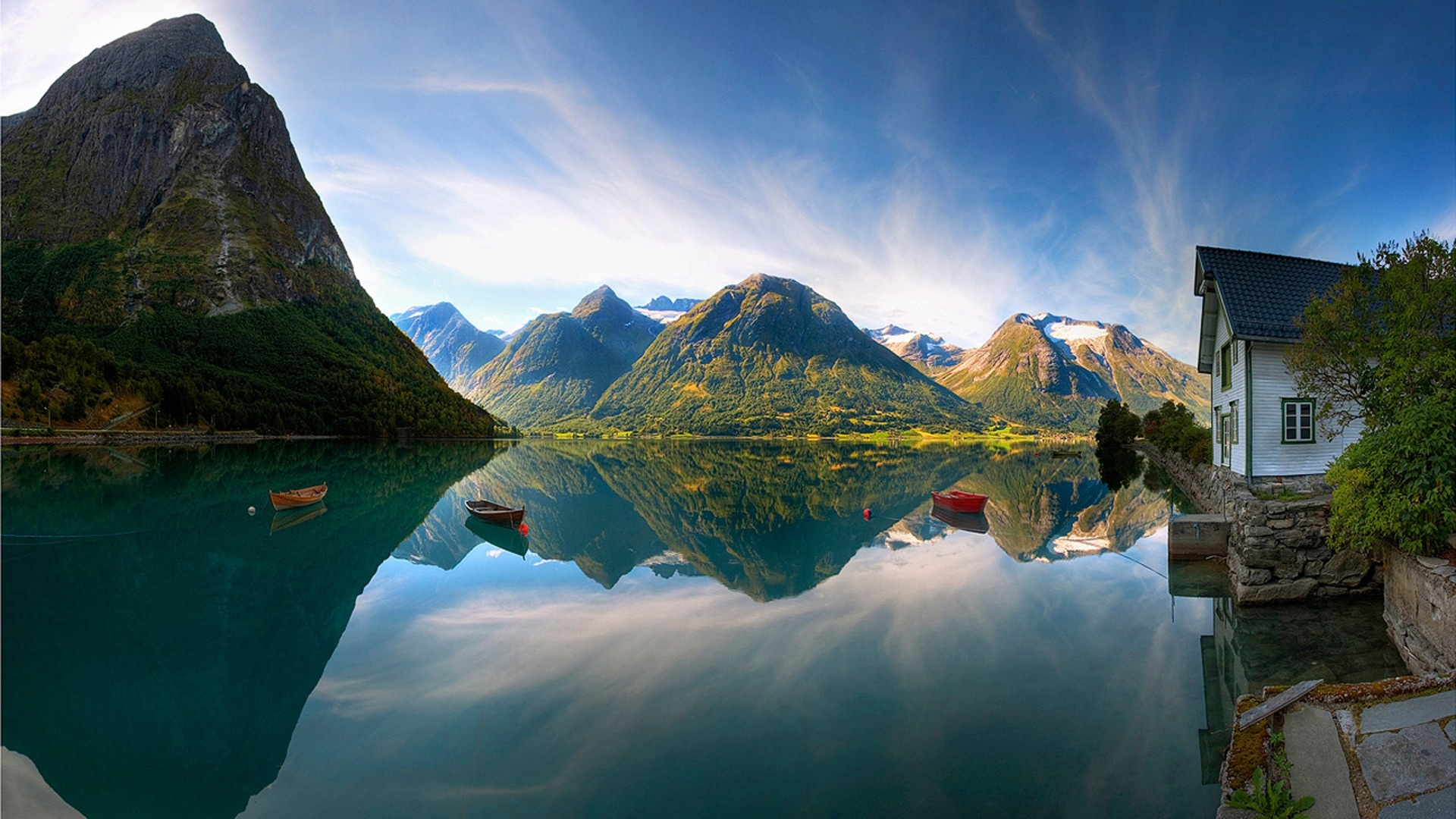 Beautiful Norway Wallpaper