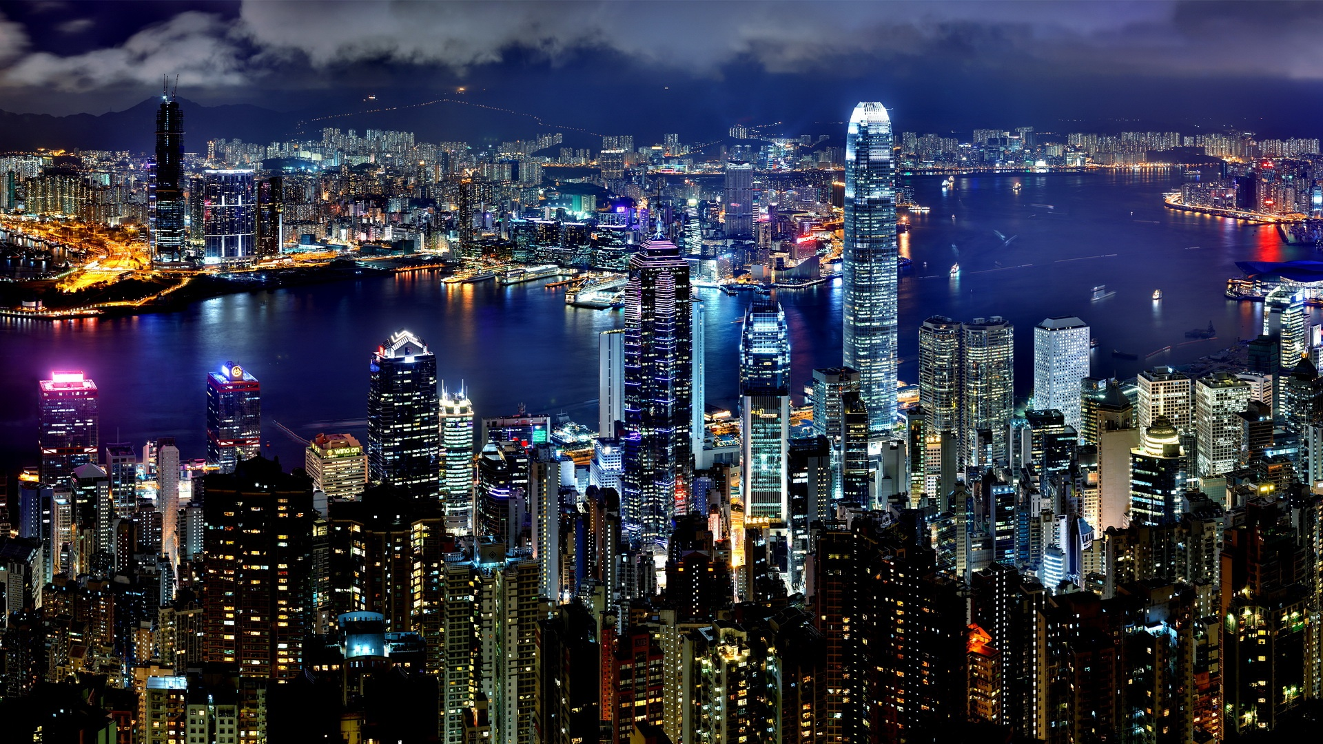 Hong Kong Wallpapers  Best Wallpapers