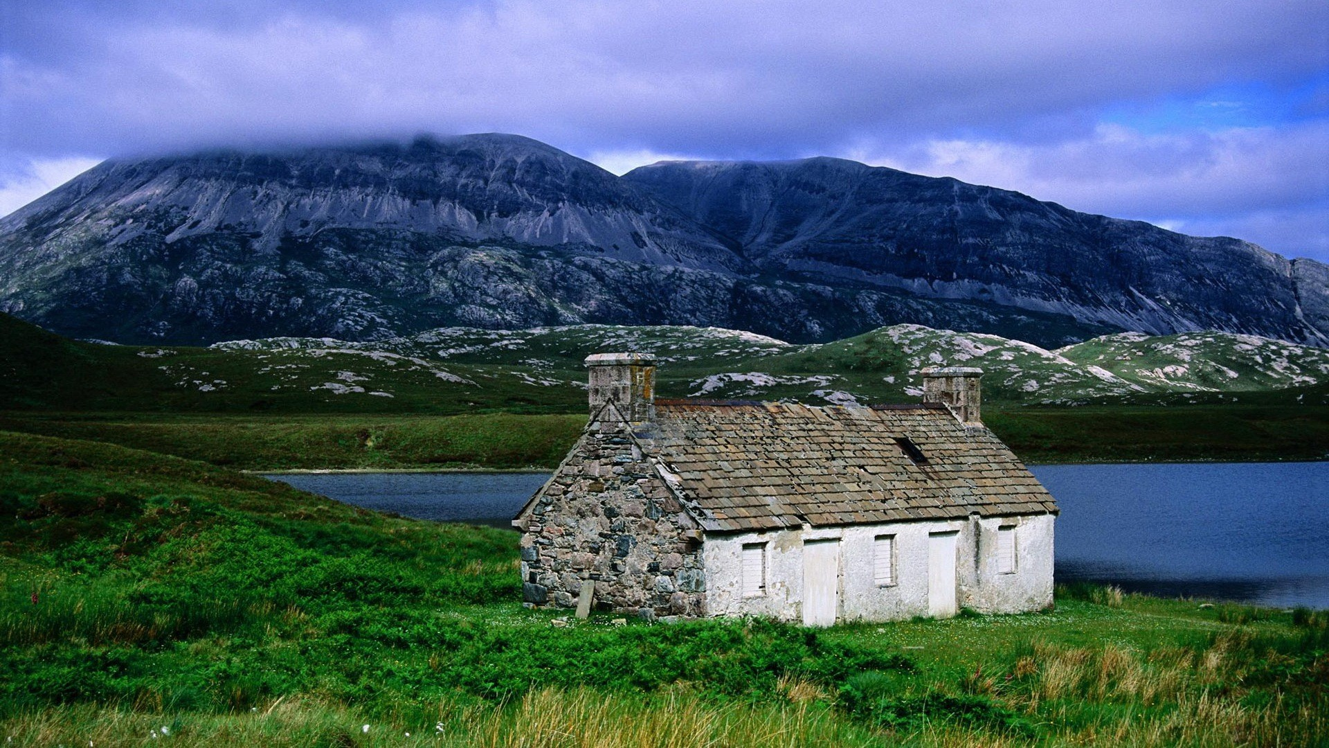 Scottish landscape wallpapers best wallpapers for Nature wallpaper for walls