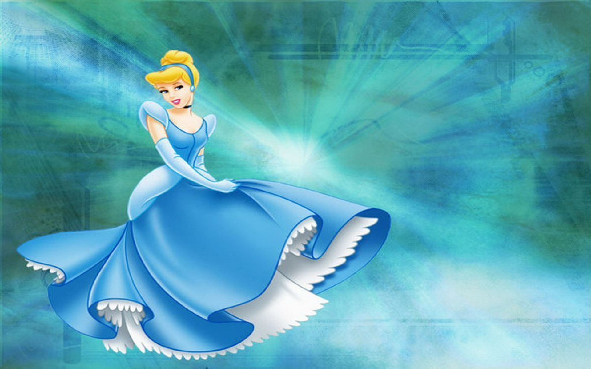 Beautiful Cinderella Wallpaper