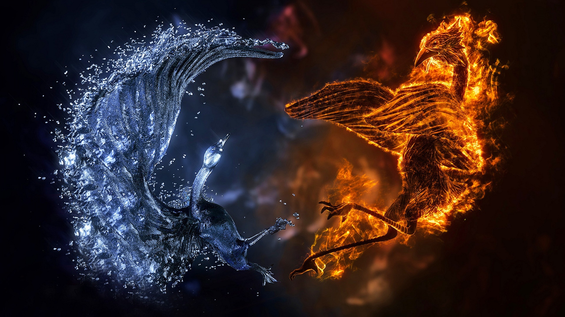 fire and ice For today's entry, an exercise in contrasts: fire and ice fire can be a life-sustaining, constructive element, or, at worst, a powerfully destructive force - something we humans continue to use, play with, and struggle to control.