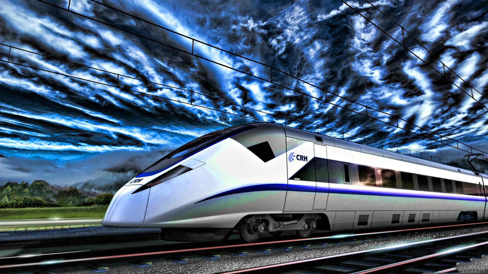 Train Wallpapers Best Wallpapers