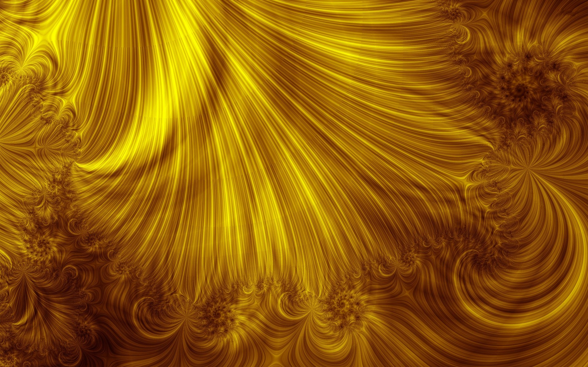Gold Desktop Background