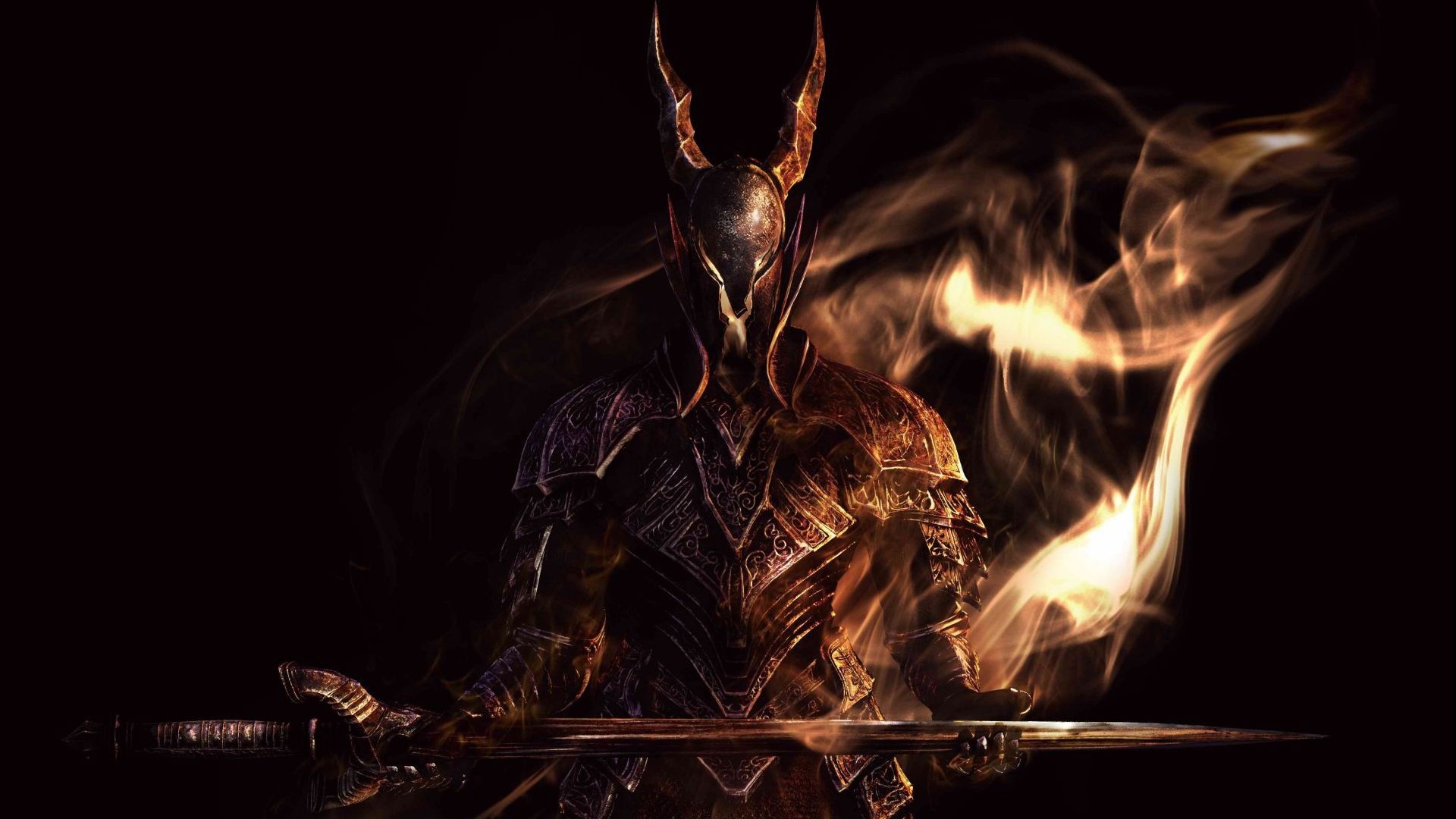 dark souls lodran wallpaper - photo #34