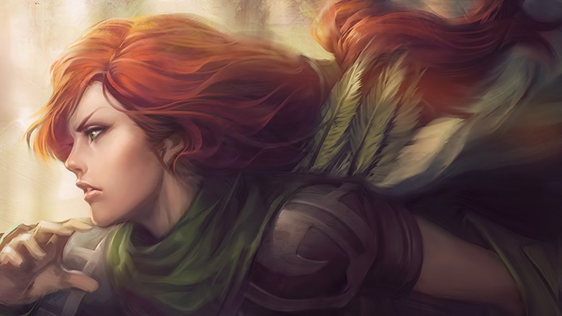 Windrunner dota nsfw shaved girlfriend