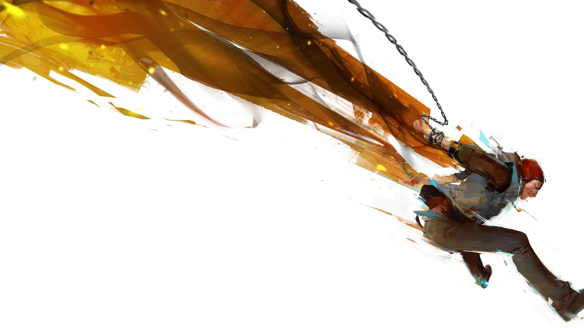 Free Infamous Second Son Wallpaper