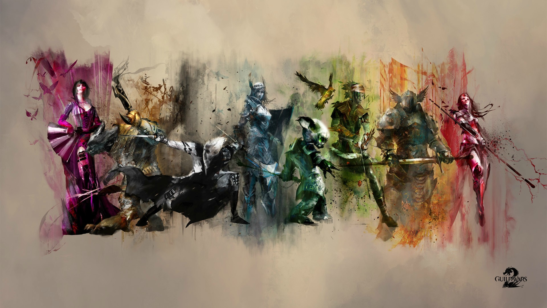 Guild wars 2 wallpapers best wallpapers for Wallpaper wallpaper wallpaper