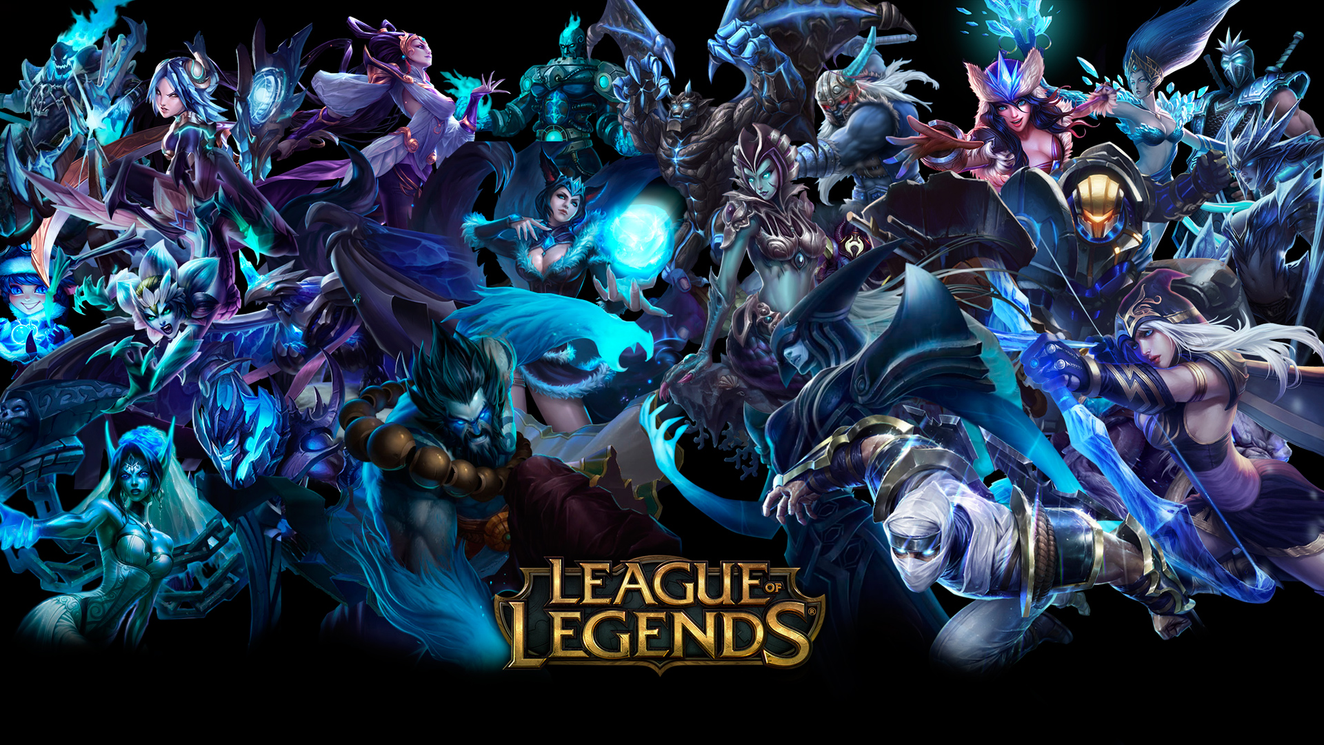 league of legen ds