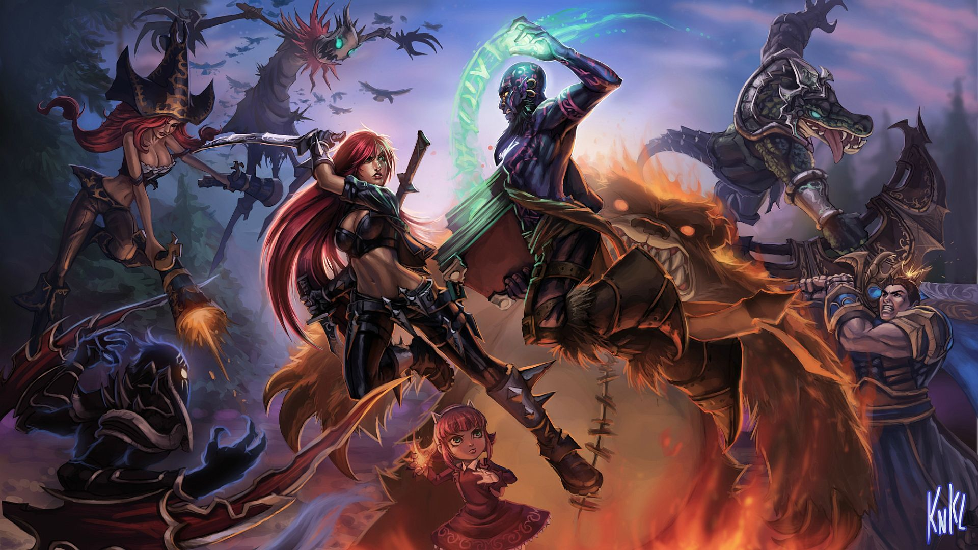 League of legends lol wallpapers best wallpapers free league of legends lol wallpaper voltagebd Images