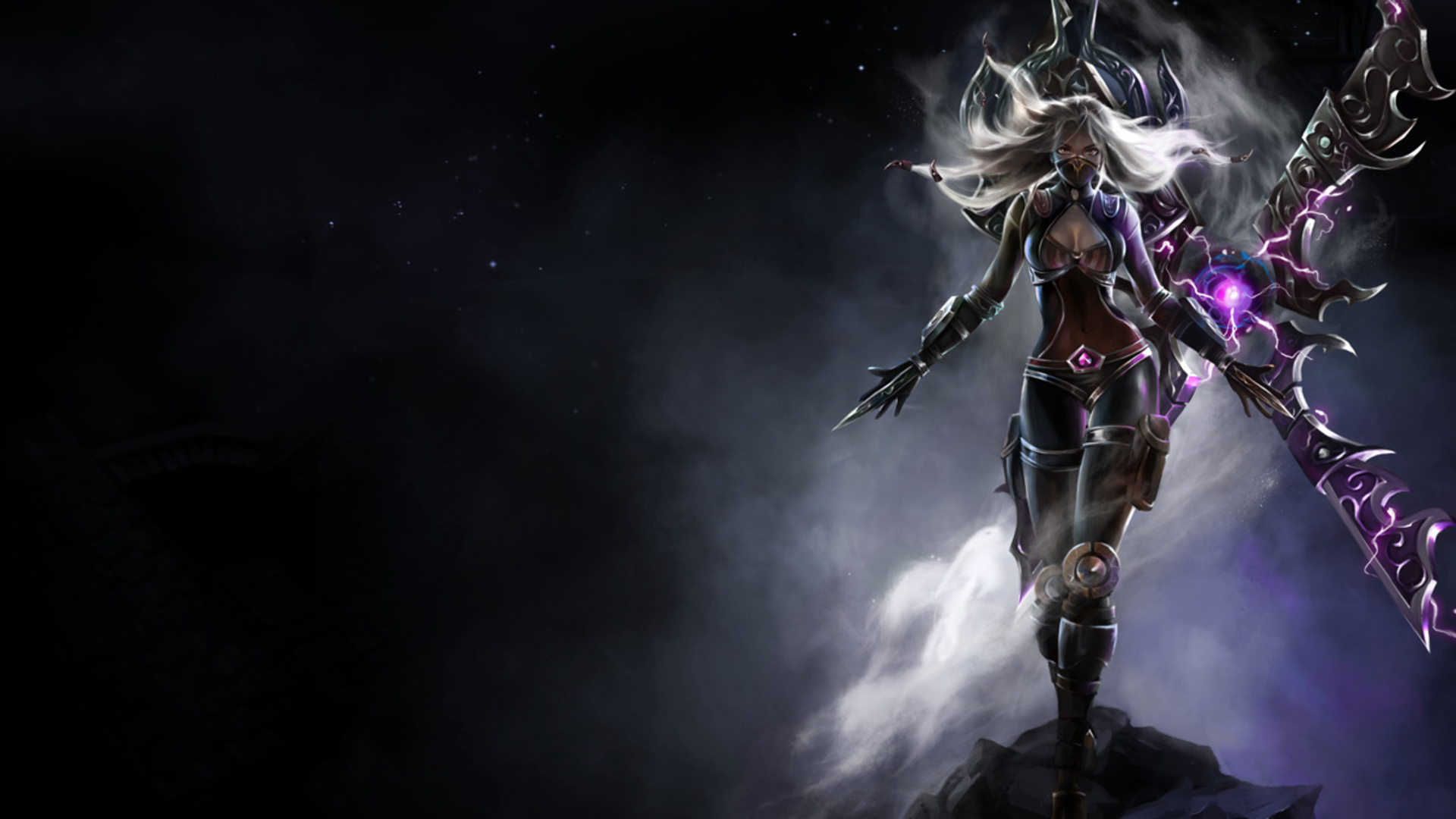 League of legends lol wallpapers best wallpapers league of legends lol background voltagebd Image collections