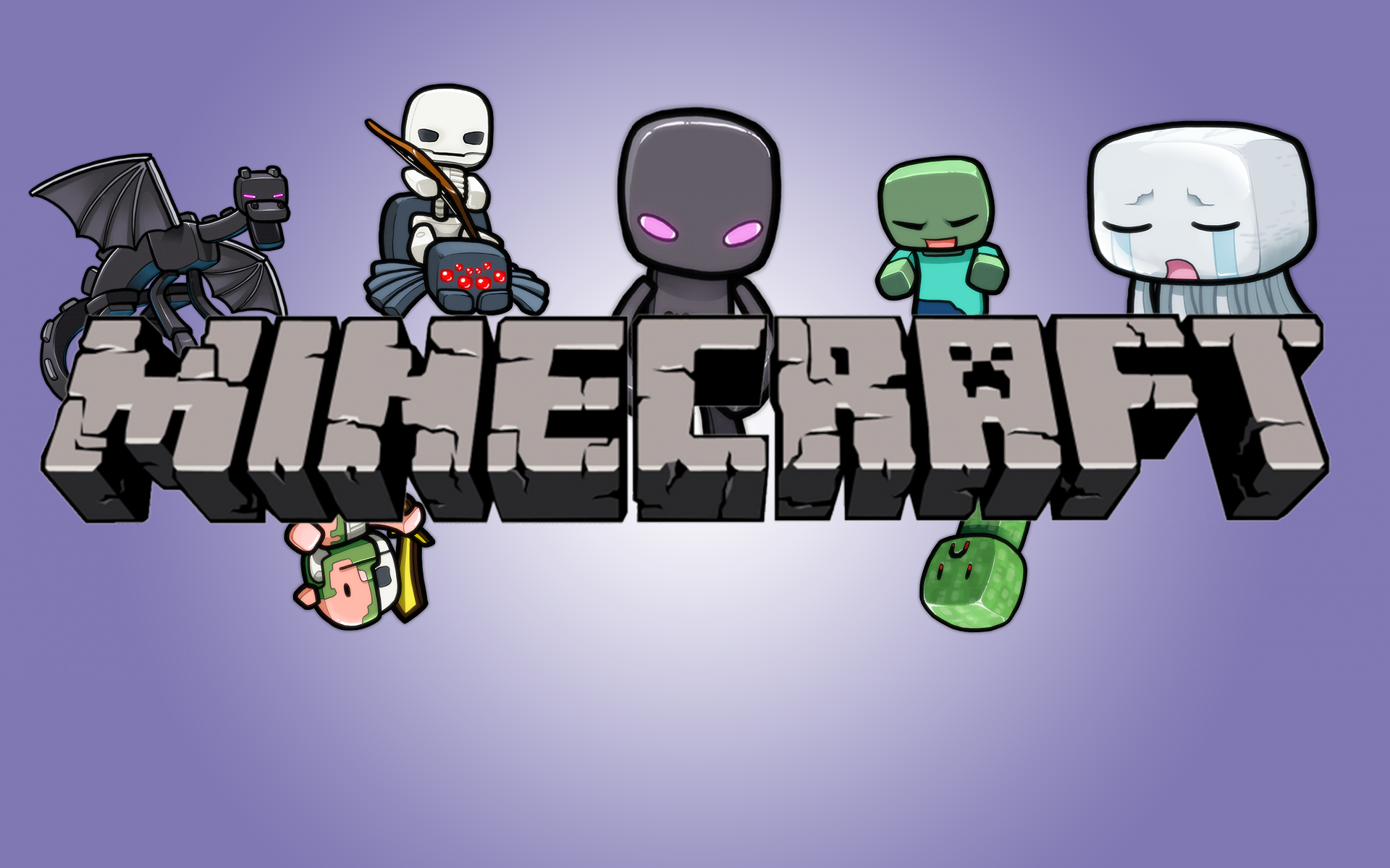 minecraft wallpaper 1920x1200 original - photo #3