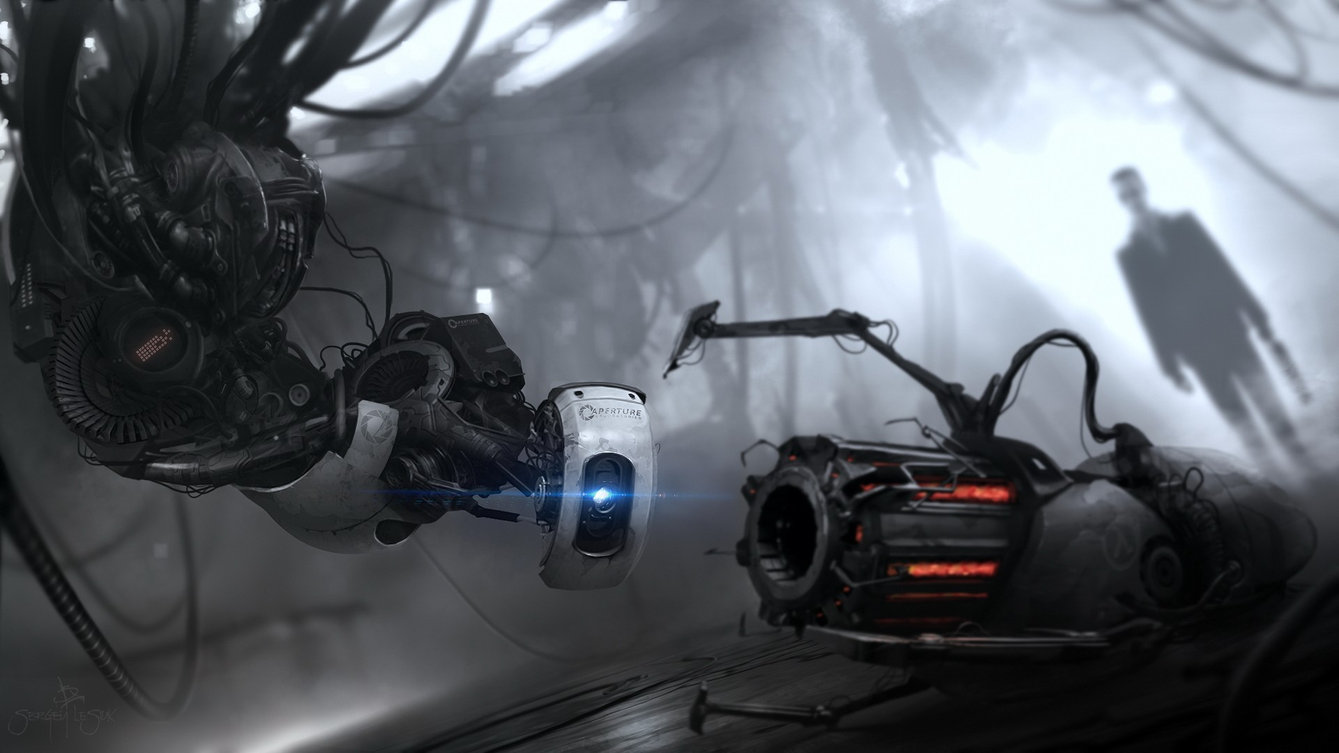 Portal 2 wallpapers best wallpapers for 3 portals