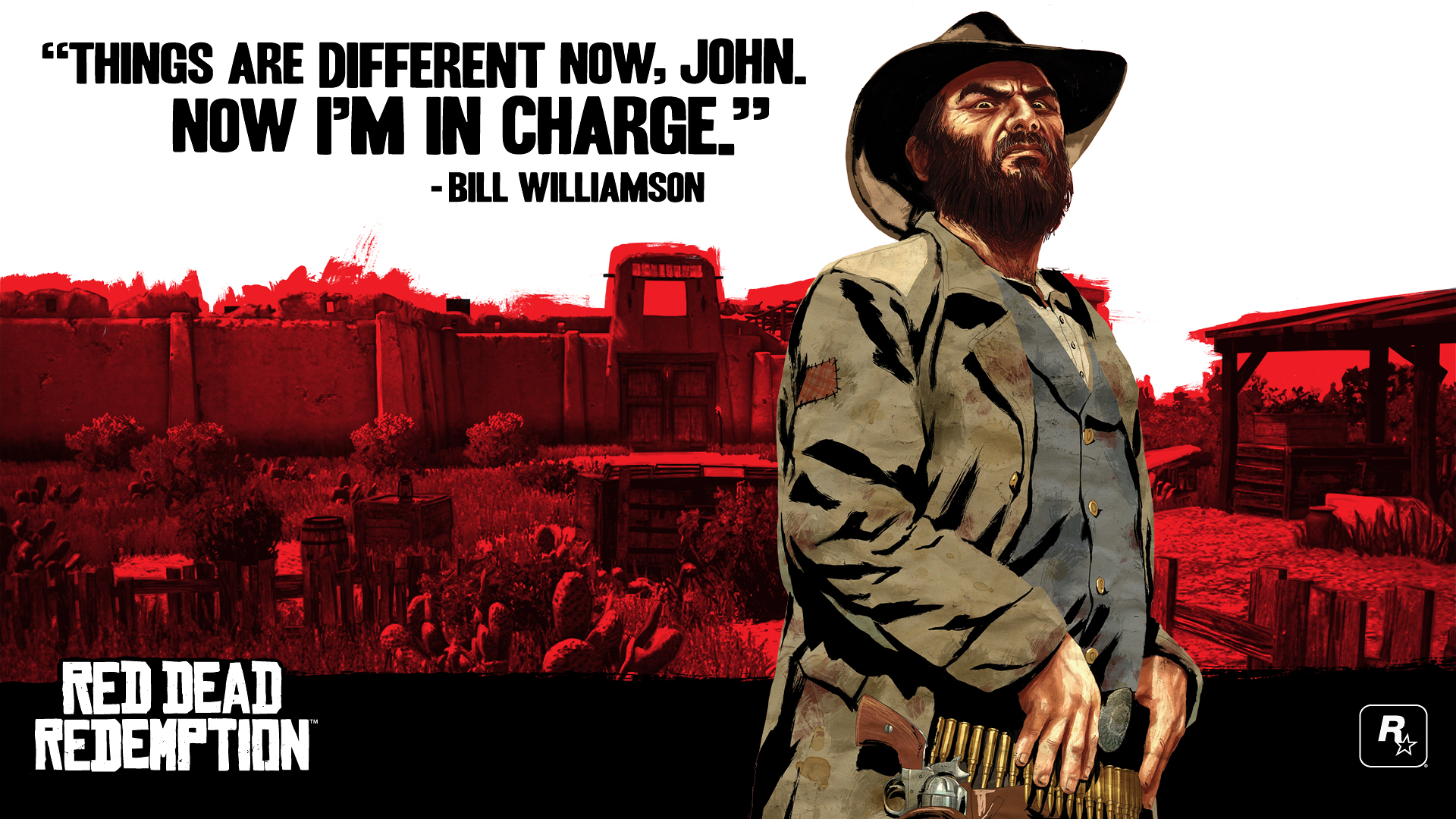 2 Quotes Red Dead Redemption Wallpapers Best Wallpapers