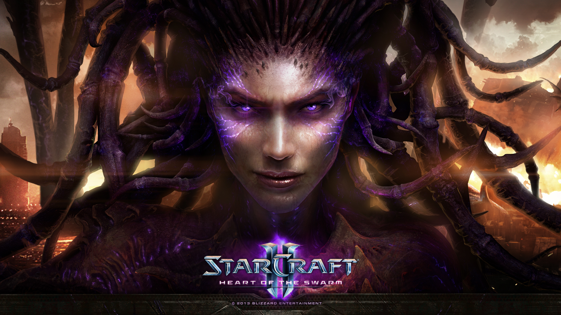Starcraft 2 Wallpapers