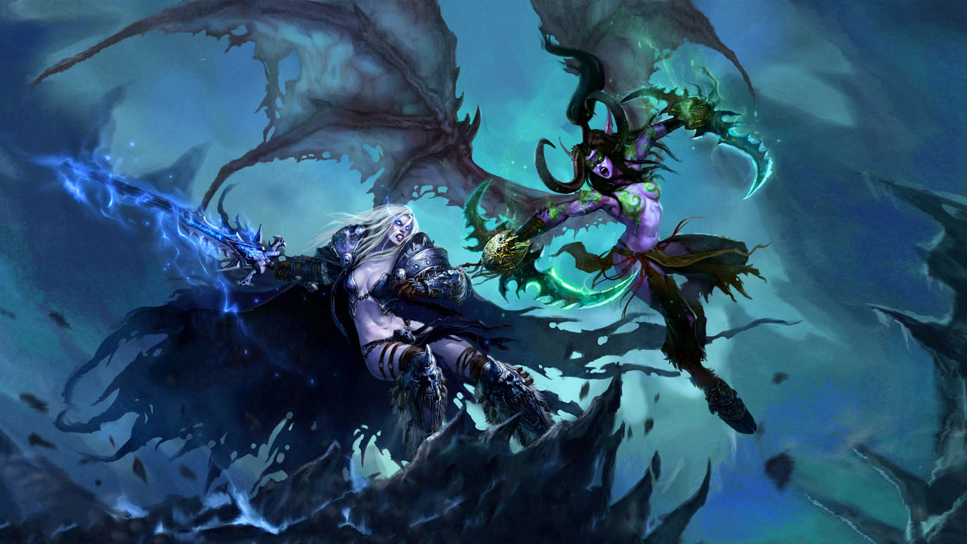 World of Warcraft Game Wallpapers | Best Wallpapers