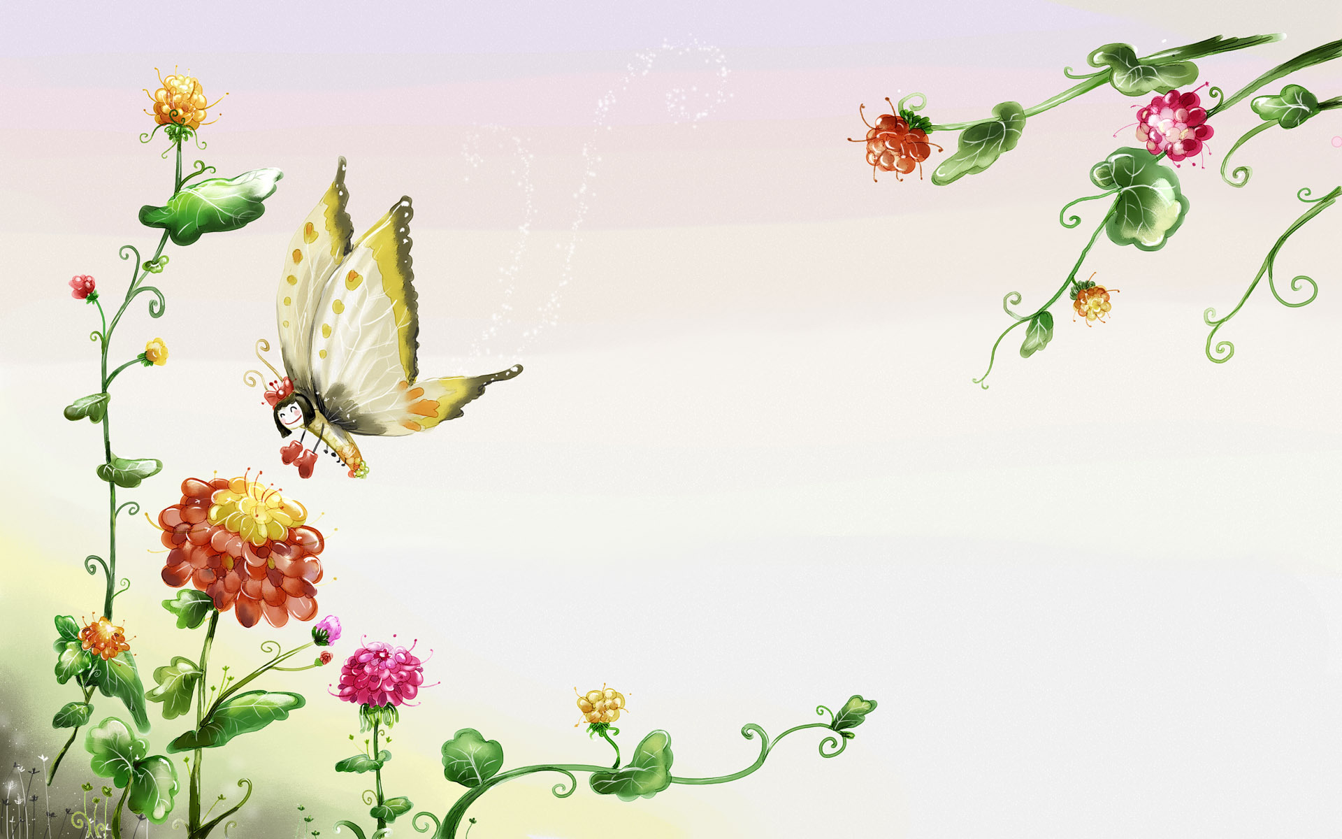 Beautiful Butterfly Wallpapers Desktop
