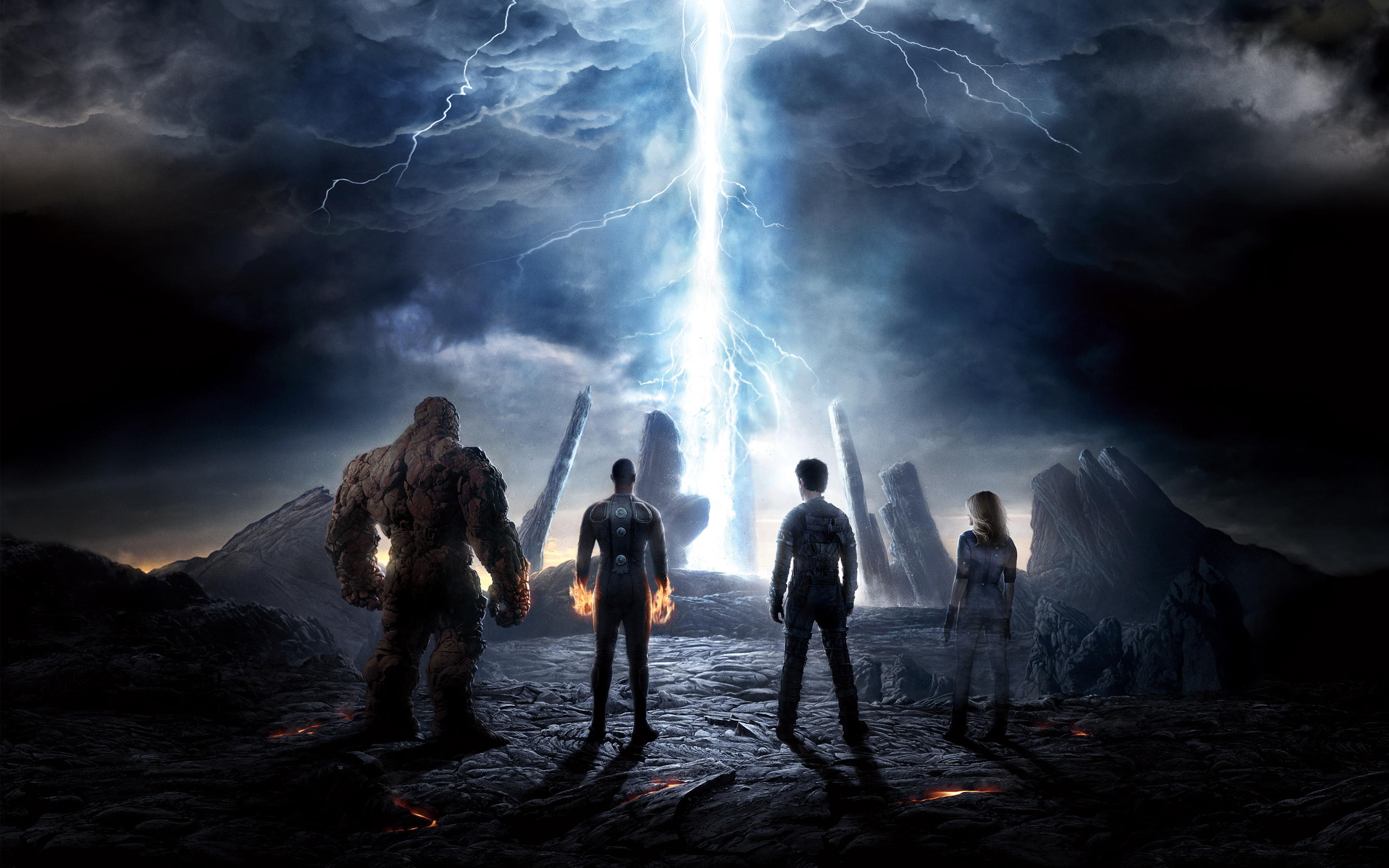 fantastic four (2015) wallpapers | best wallpapers
