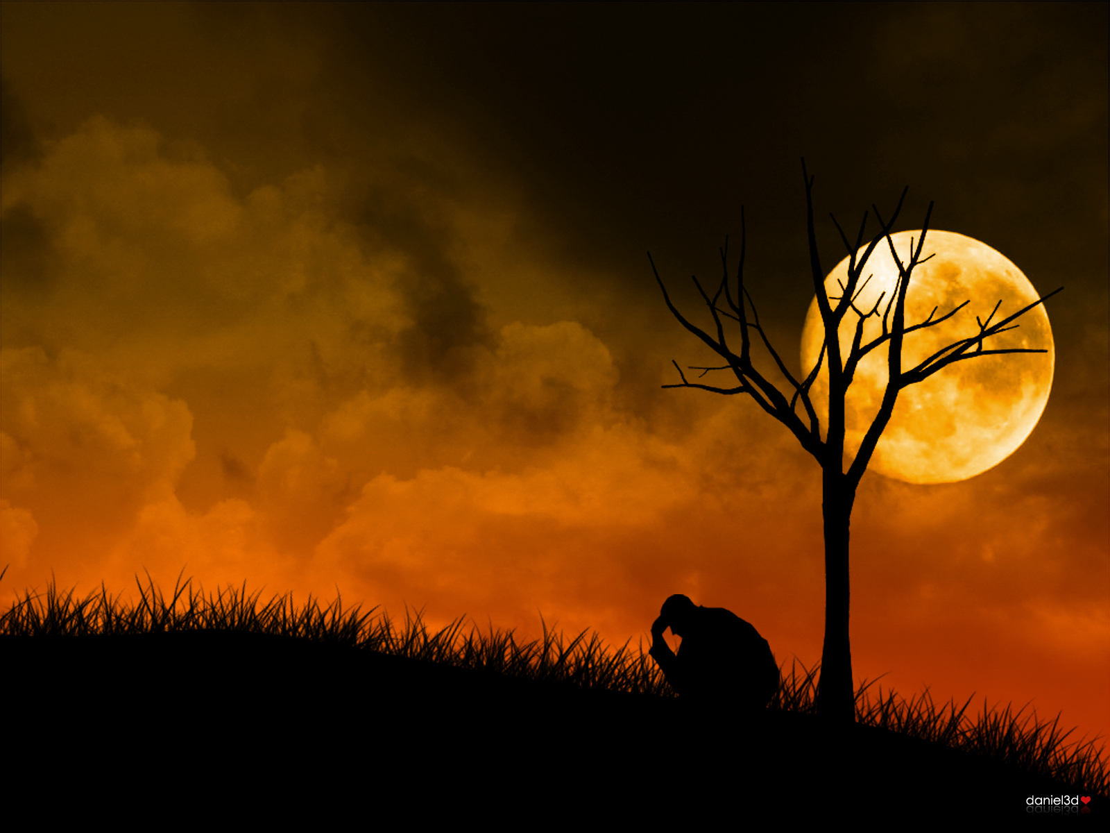 best sad wallpapers 2011 - photo #18