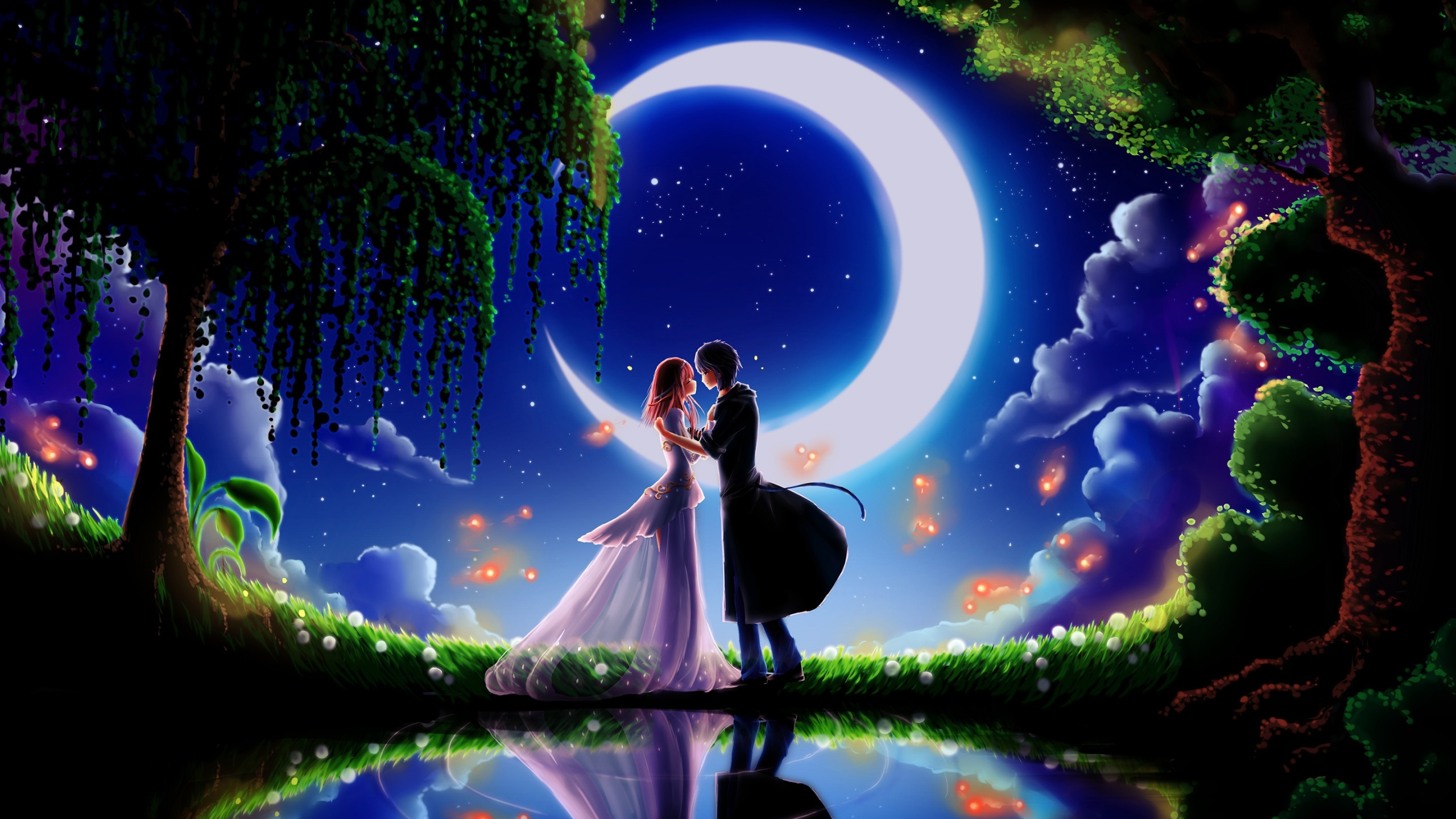 Romantic Love Girl Wallpaper : Kiss Wallpapers Best Wallpapers