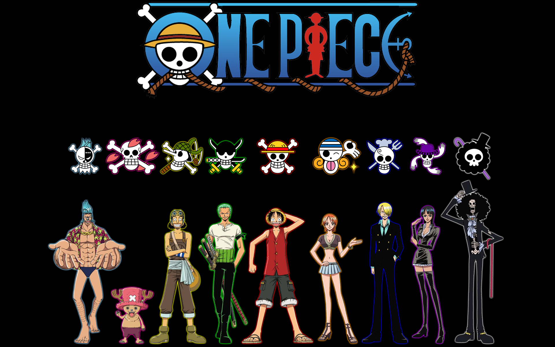 Free One Piece Wallpaper