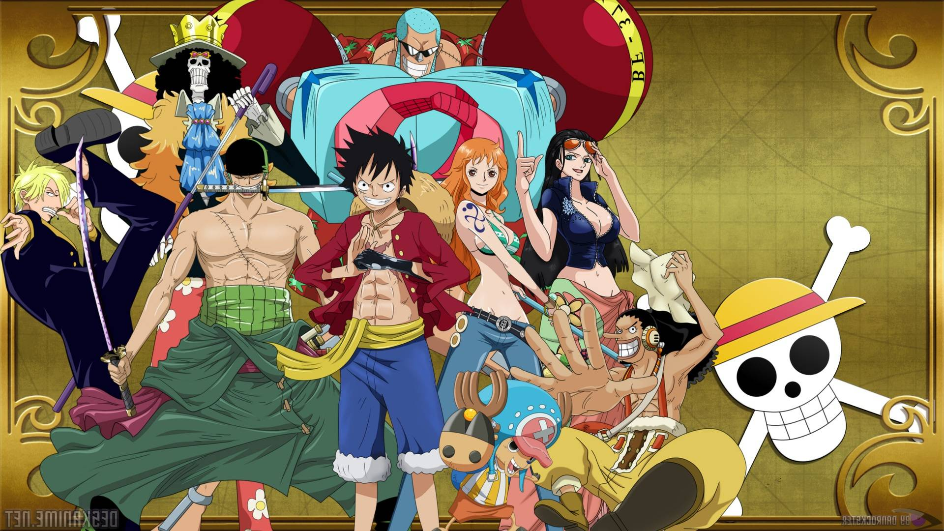 One Piece Kaizoku World