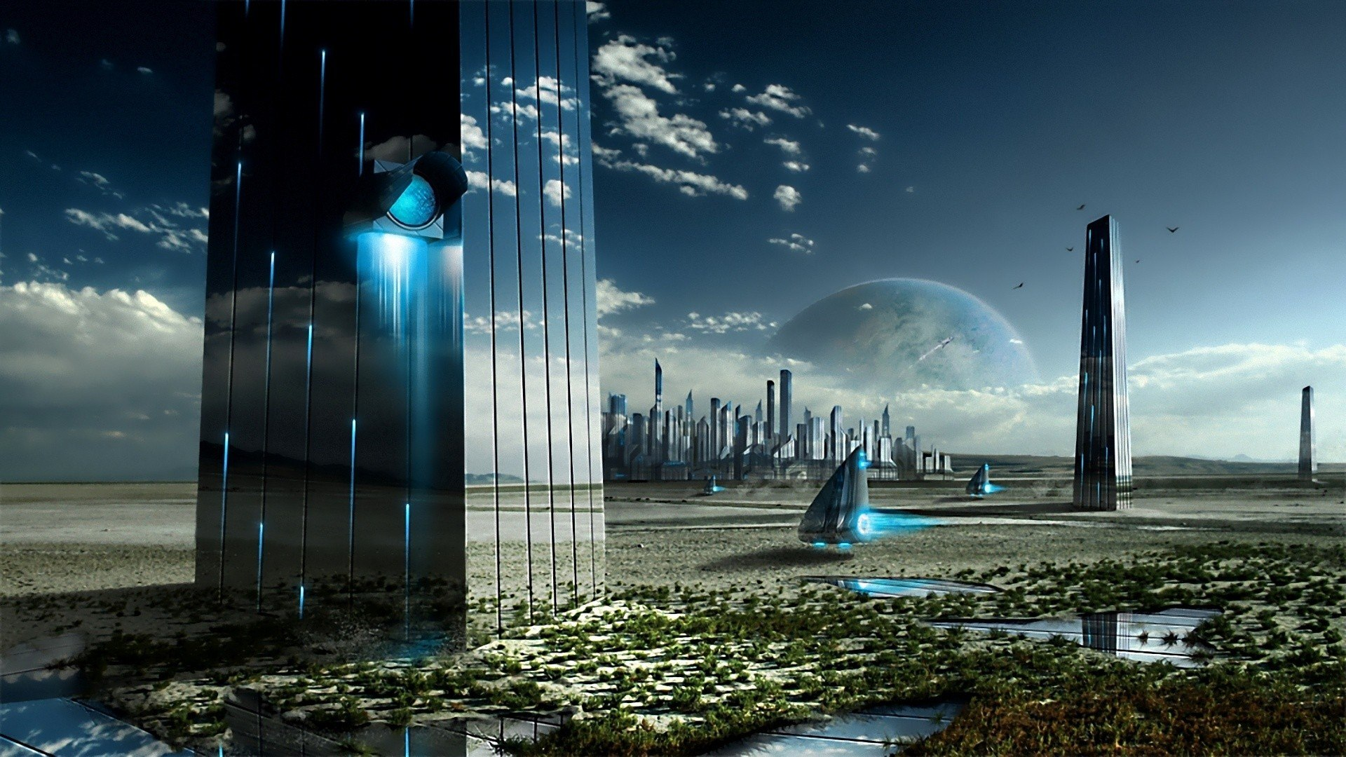 Sci Fi Wallpapers Best Wallpapers