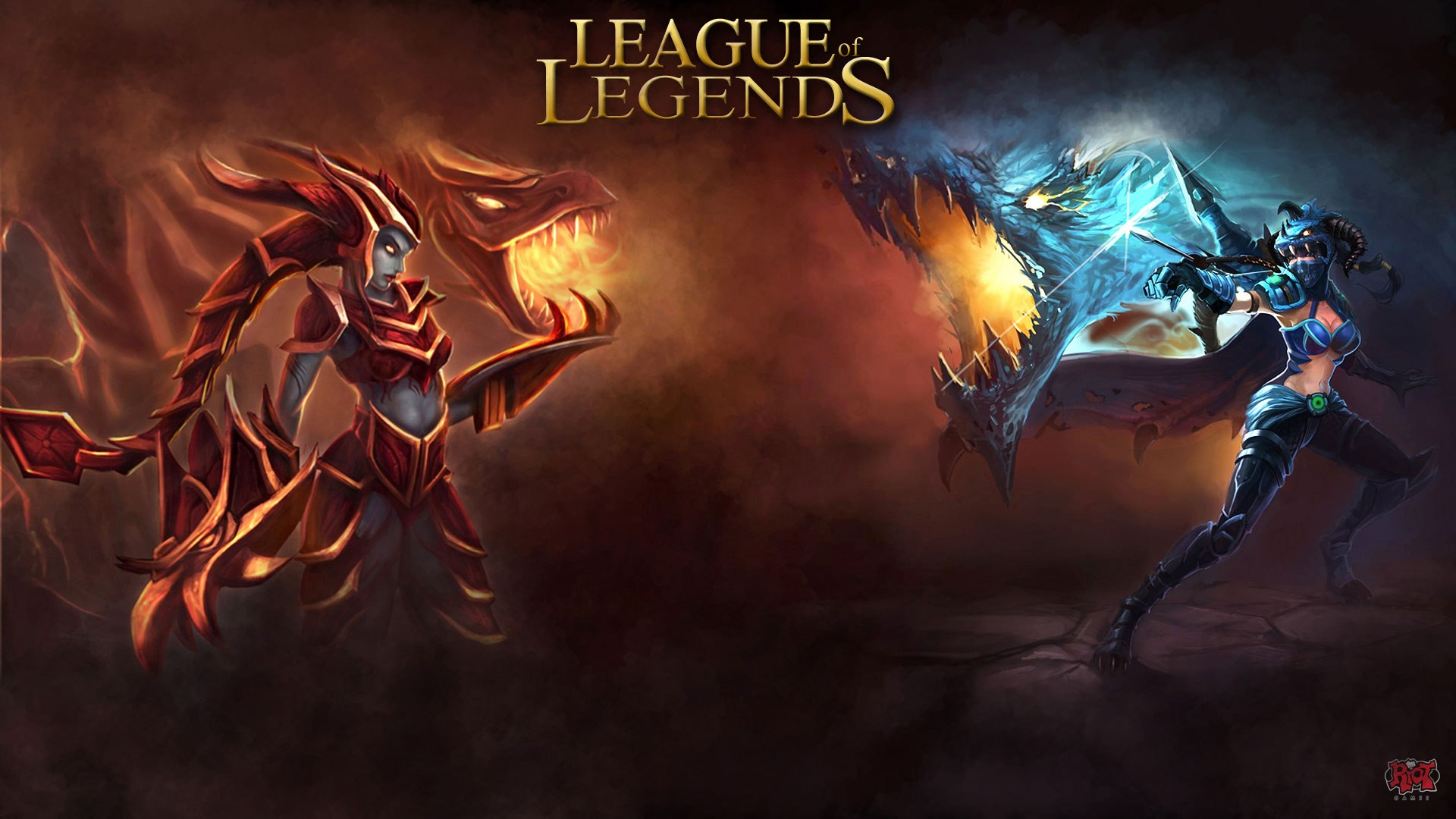 laeuge of legends