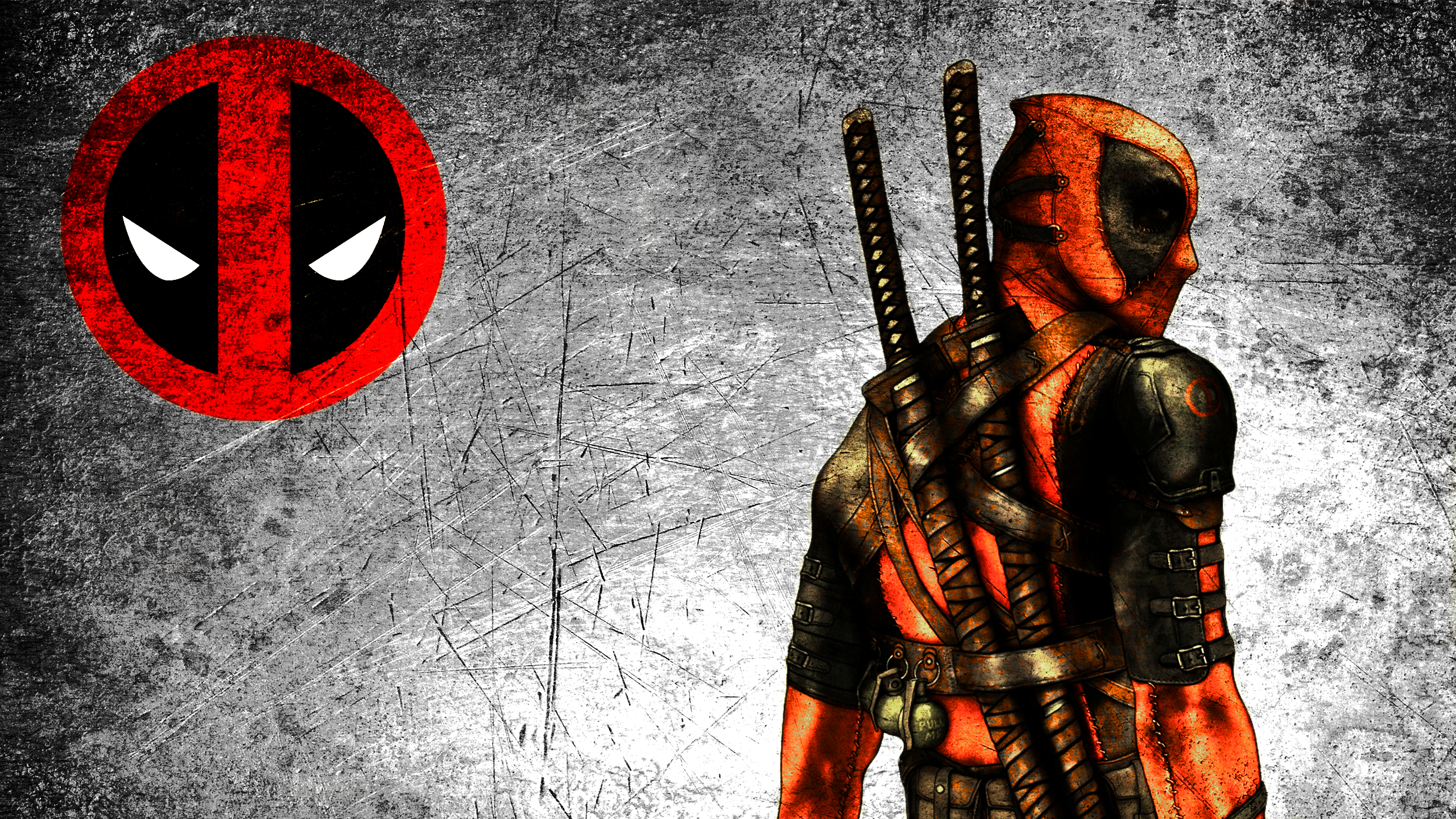 Deadpool Wallpaper Hd - WallpaperSafari