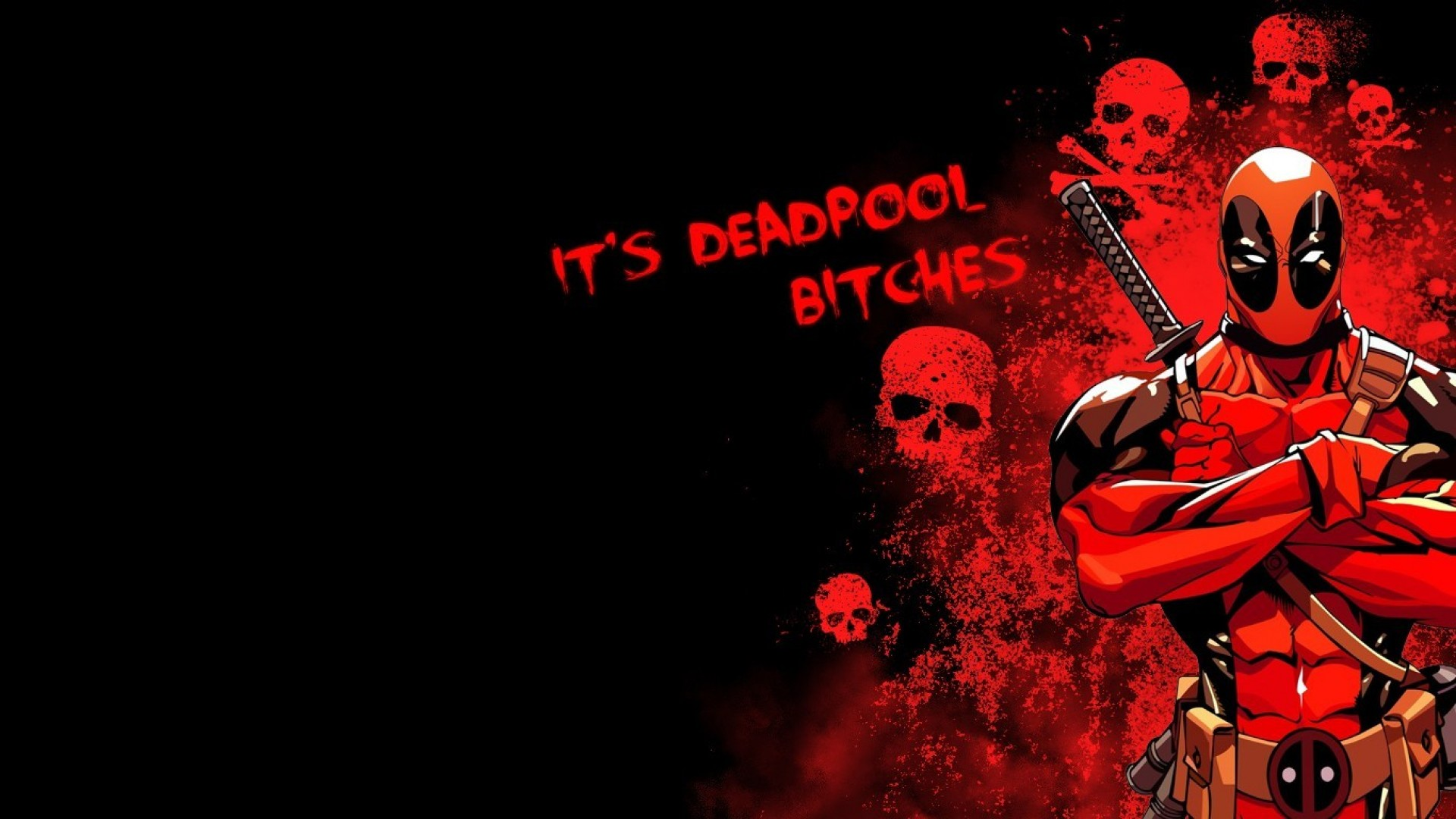 deadpool wallpaper hd 1080p - photo #3