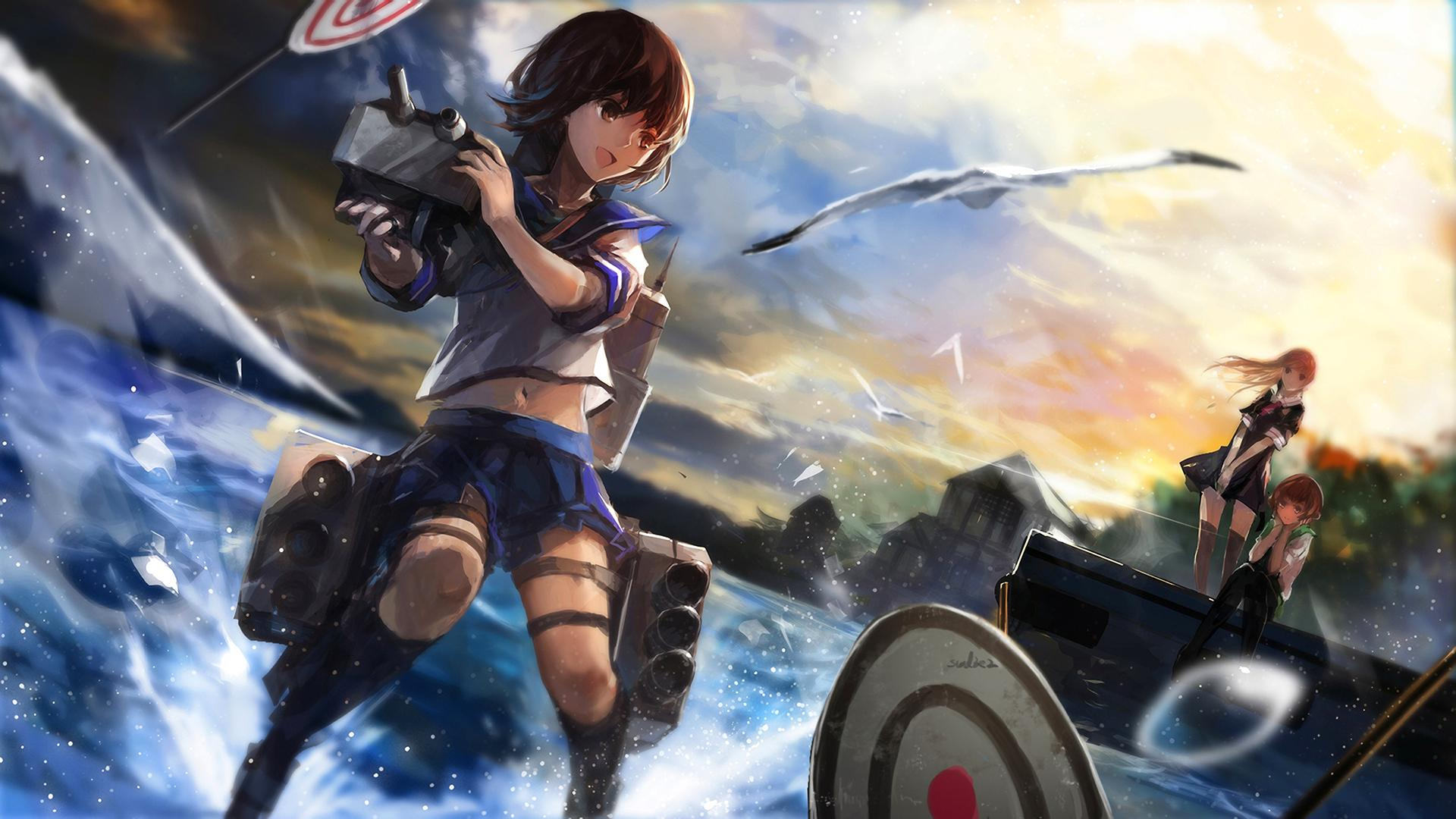 kantai hd wallpaper 101512222 291