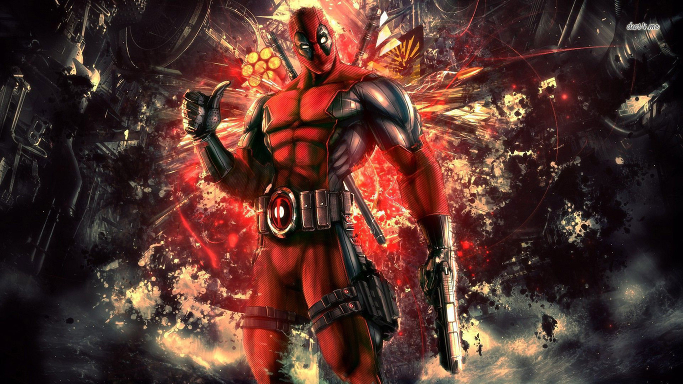 11 Best Hd Wallpapers From The Marvel Universe That You: Deadpool Wallpapers