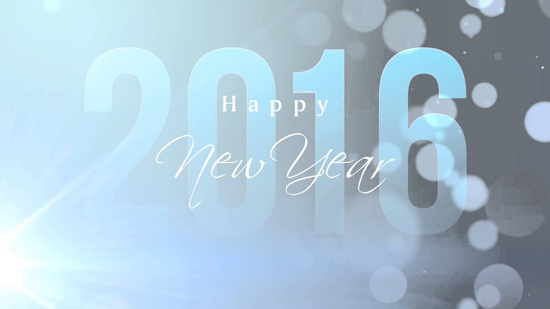 New Best Wallpapers 2016: Happy New Year 2016 Wallpapers