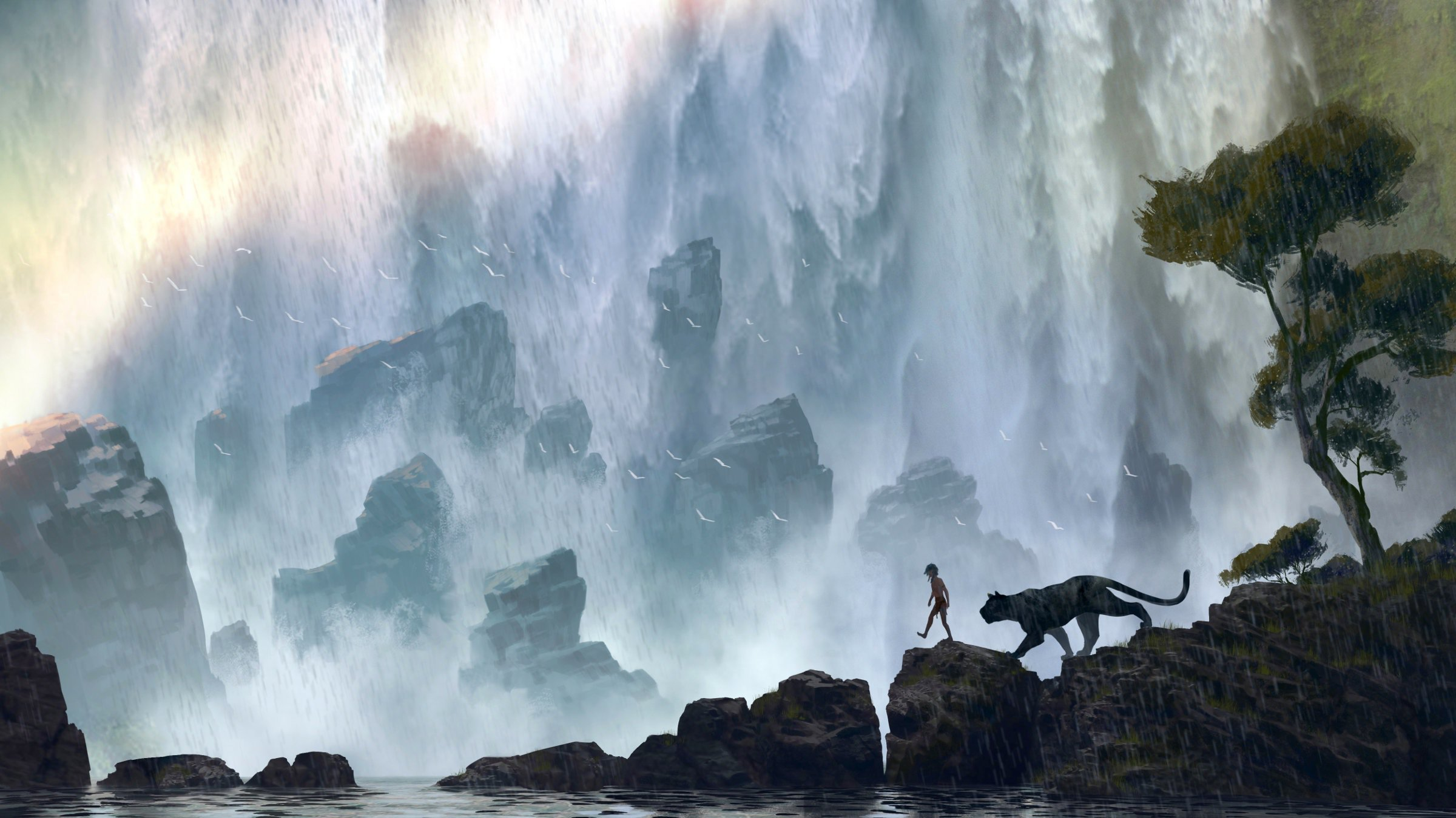 the jungle book 2016 wallpapers best wallpapers