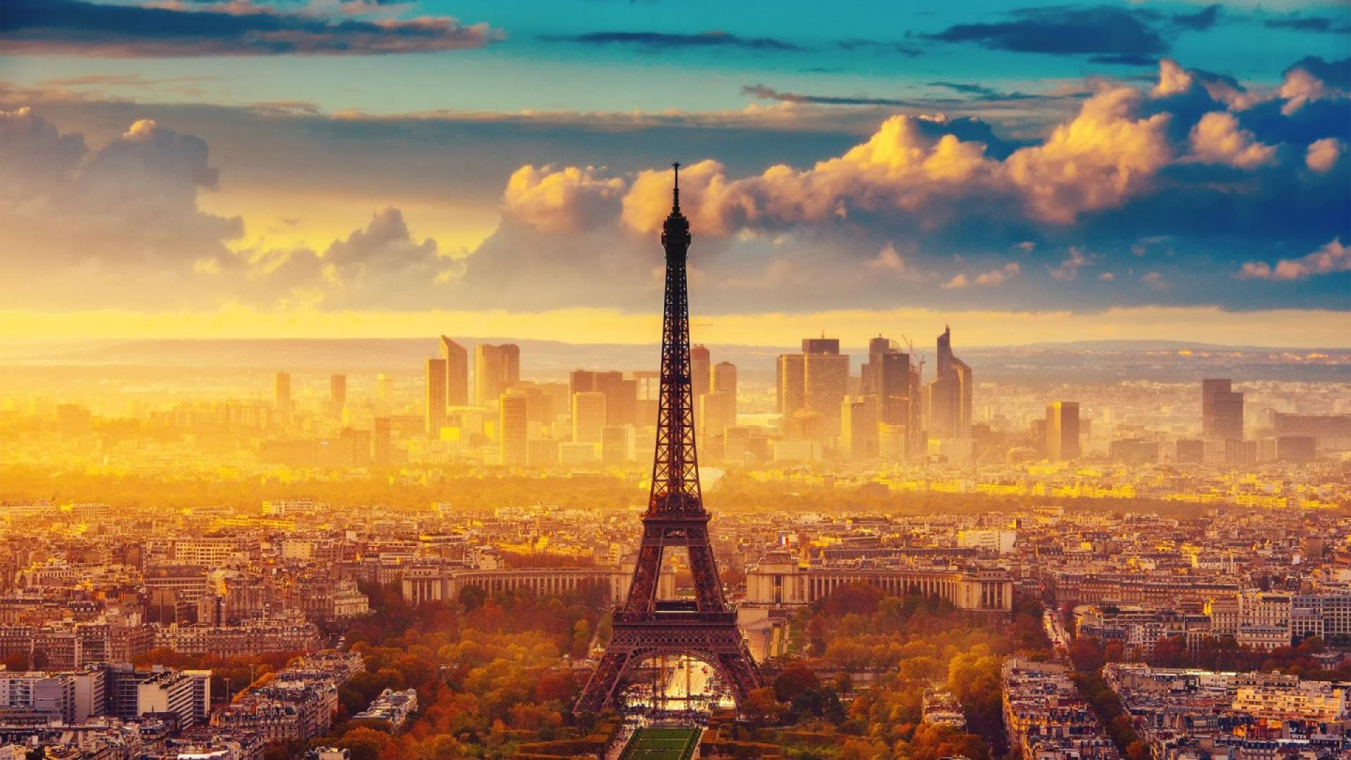 Eiffel Tower Wallpapers Best Wallpapers