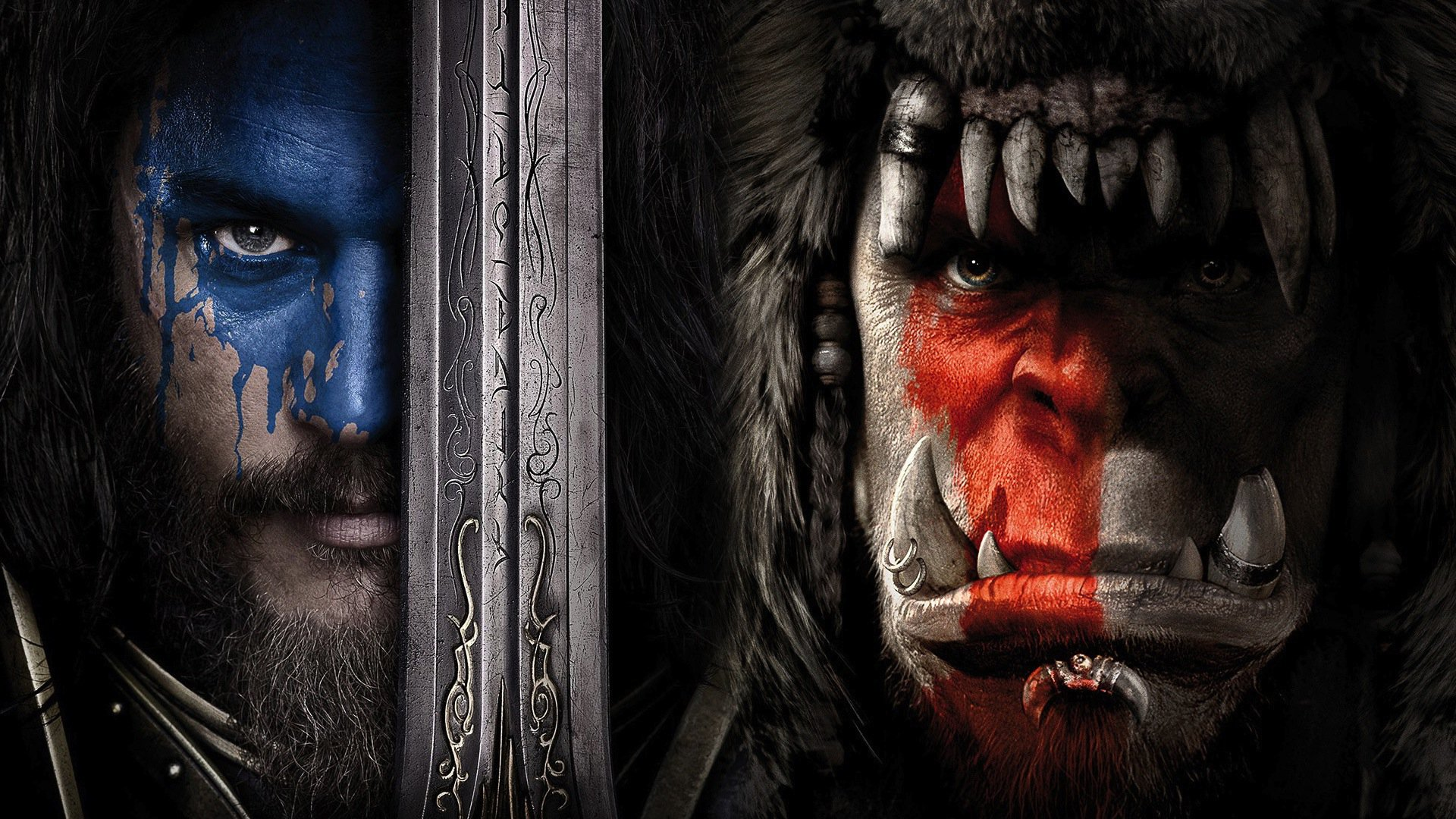 Warcraft (2016) Wallpapers | Best Wallpapers Hd Wallpaper 1920x1080 Of Movies
