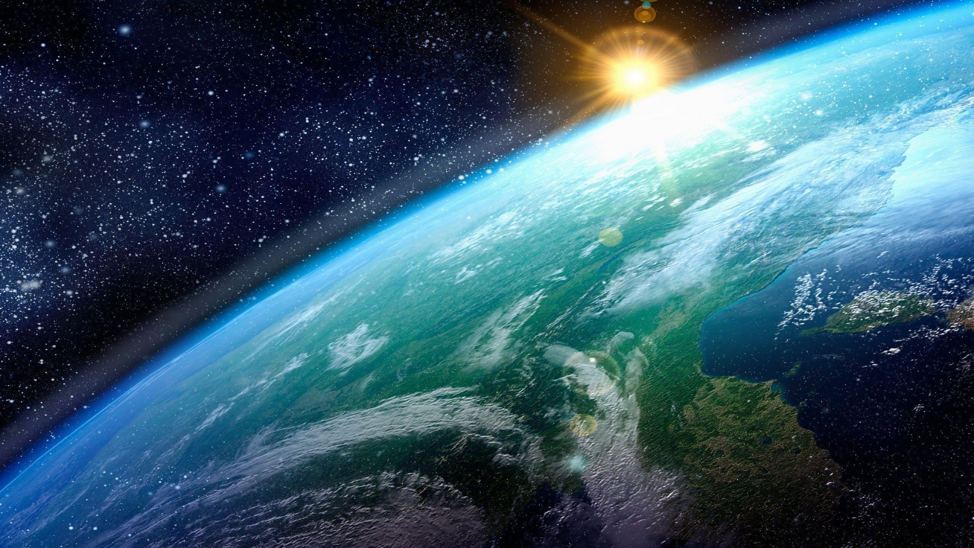 hd earth wallpaper