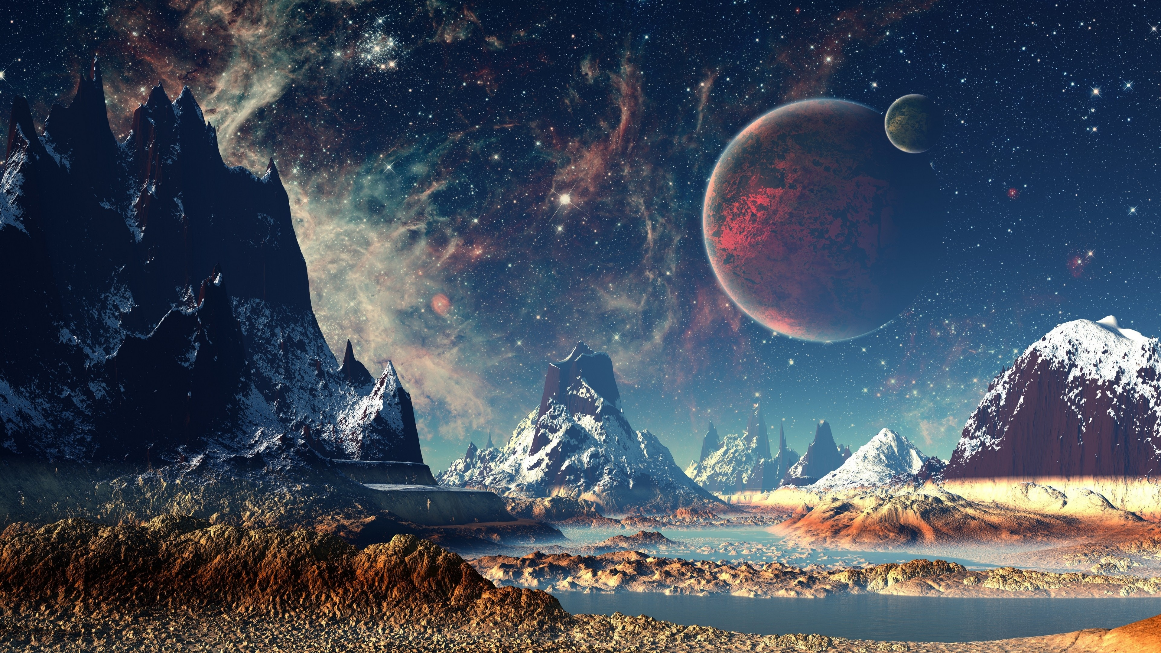 Planet Wallpapers